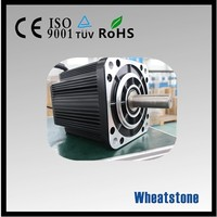 brushless dc hub motor 5000w for electric tricycle