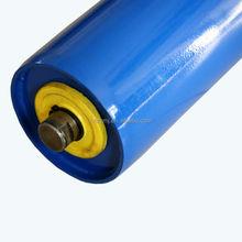 v groove heavy duty stamped idler conveyor rollers for steel bars