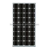 130W Mono Solar Panel