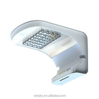 Unique Solar Powered Outdoor Led Step Wall Light Ip65