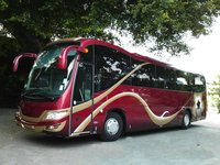 High Quality for Sightseeing HOWO ZZ6128HD 60 seater tour buses for sale