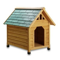 Factory best selling large wooden dog house