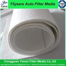 Yimao YMF250PP needle punch non woven filter felt