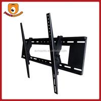 CE Certificate Fixed Cold Rolled Steel -5 to +15 Degrees Tilt Adjustable Angle Removable VESA Sliding TV Bracket