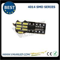 T10 w5w indicator light Canbus Ready (Needs NO Resistors) 194 t10 led canbus 12v 18SMD 3014 4014 led lighting