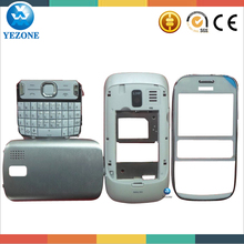 Wholesale Case For Nokia Asha 302 complete housing full housing,cover case+Keypad For Nokia 302 3020