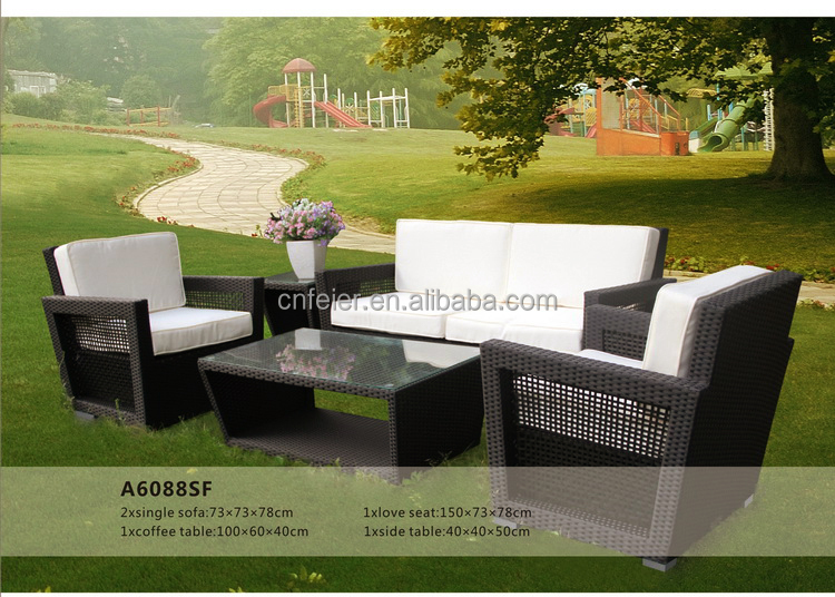 cadre en aluminium patio r cent de meubles canap en rotin set canap en osier rotin id de. Black Bedroom Furniture Sets. Home Design Ideas