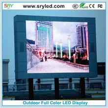 Sryled led displays outdoor p10 sports p10 p16 perimeter ledscreen p10 1r led clock monitor