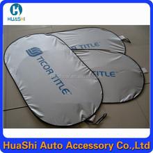 car side sunshade promotional car sunshade car accessories