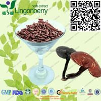 Organic Reishi /Shiitake /Maiitake /Cordyceps /Agaricus blazei mushroom extract polysaccharide powder capsuled suppled