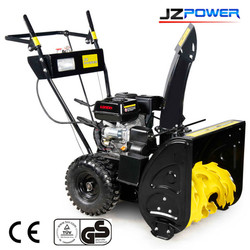JZ POWER 7812L CE certification clean snow machine Wheel Tractor snow blower