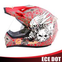 dot approved motocross helmet racing helmet