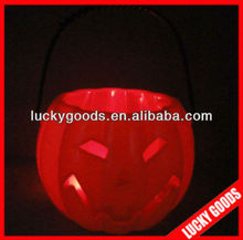 pumpkin advanced decorative plastic lantern light