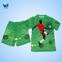 Big world sublimation custom jersey & custom soccer jersey & football jersey SZBW-KM