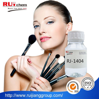 Equivalent to DC 1404 silicone oil for hot oil tanning cream