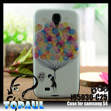 3D Sublimation Boy with Balloon Case for Samsung Galaxy i9500 S4