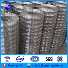 galvanized wire welded mesh for anping hebei supplier