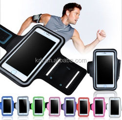 Sport Arm Band Case For iPhone 6 6S 4.7 Gym Waterproof For Samsung Galaxy S3/S4/S5/S6/S6 Edge PU Leather Phone Cover