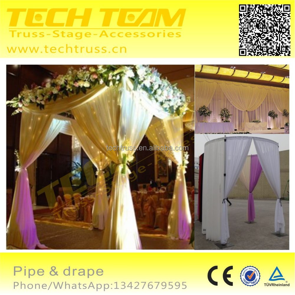 Used Pipe And Drape For Sale Wedding Backdrop Stand