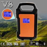 Car multi function booster battery AC/DC charger 36000mAh capacity 24V/12V vehicle portable snap on lithium battery jump starter