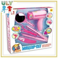 2015 New design makeup set toys funny plastic play makeup