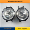 Samples can be provided Fog Light Lamp LH Left Right RH Side Fit For Lexus Toyota Camry Yaris 2 PCS