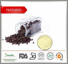 GMP Factory Directly Supply 90% Piperine Black Pepper P.E.