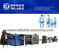 Automatic Plastic Bottle Mineral Water Production Plant