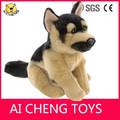 2015 neuen plüschtier heißer verkauf plüsch hundespielzeug/stoffhund Spielzeug/Deutsch Schäferhund