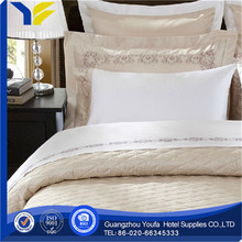 printed best selling items brand hotel bed linen sale in china