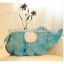 Universal Grey Comfortable Throw Pillow Pad Fleece Pillow Case Cover for iPad/iPad 2/New iPad Tablet PC