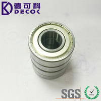Factory price high speed 6203 2RS 6203 ZZ 6203 bearing for ceiling fan