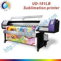 large format textile sublimaton printer UD-181LB for dx5 epson printhead