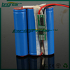 7.4v 2500mah li ion battery pack lithium ion rechargeable battery