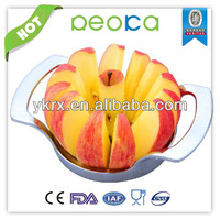 2013 New design apple corer cutter apple slicer Zinc Alloy