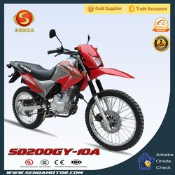200GY-10A200cc Racing Motorcycle,Best Selling Dirt bike/Off Road Bike,2015 News Model SD200GY-10A