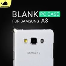 Clear Phone Cover For Galaxy A3, For Pc Phone Case Samsung Galaxy A3, For Samsung Galaxy A3 Cases And Covers