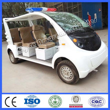 2015 cheap electric vehicle for sale 8 seats open iron shell cruiser car