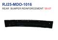 Parachoques trasero del coche soporte / frame / refuerzo para FORD MONDEO 00 07