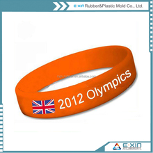 Event & Party Supplies Silicone Bracelets/Wristband For Olympic Games