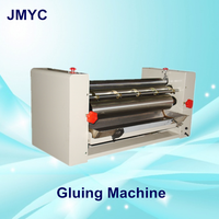 PVC gluing machine for photo album making with low price