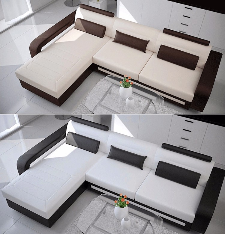 Sofa Set Style Modern Leather Sofa New Style Set: Best Price European Style Heated Genuine Leather 7 Seater