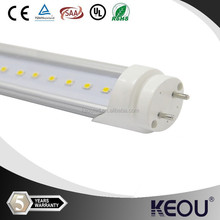 Cheap Price 2835SMD CE SAA UL 1200mm led tube t8 6500k,5500k,4500k,3500k,2700k, 4000k, 5000k, 7000K high PF and CRI