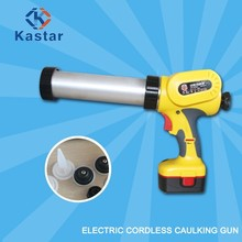 double cartridges cordless caulking gun