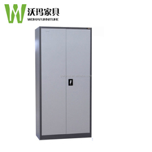 Luoyang office furniture two different color office hanging file storage cabinet/knock down metal file cabinet with shelves