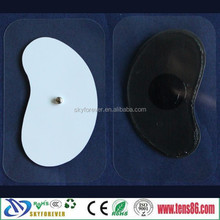 new tens pulse pads , good quality pads,electric pads connect with tens machine