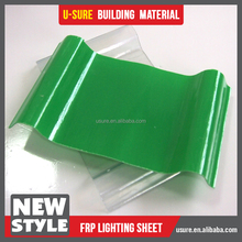 plastic roofing sheet / frp sandwich panel / roofing sheets corrugated pvc