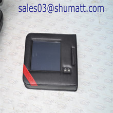 Diagnostic tool for universal diesel truck with English / Russian Version heavy duty scanner for petrol engine control system