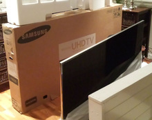 DISCOUNT SALES FOR Samsung 65 inch LED Smart TV - UN65F9000 3D UHDTV