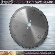 Sliding table machine used carbide tipped circular saw blade